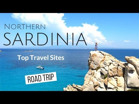 Sardinia Italy | One week road trip Northern Sardinia | Travel Vlog