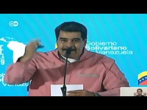 Maduro tilda a Bolsonaro de 'imitador de Hitler'