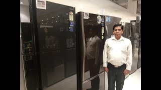 Hitachi Refrigerator Bottom Freezer B500PND6 Overview Demo Features