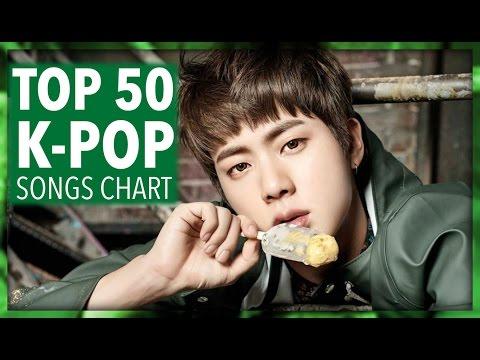 [TOP 50] K-POP SONGS CHART • FEBRUARY 2017 (WEEK 4)