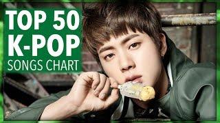 Video [TOP 50] K-POP SONGS CHART • FEBRUARY 2017 (WEEK 4) download MP3, 3GP, MP4, WEBM, AVI, FLV Mei 2017