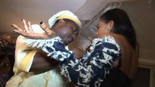 Lady Ponce & Tagne Kondom à Liège (DJento) par Ledoux paradis Télé SPI