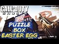 "COD GHOSTS: ""Puzzle Box Easter Egg"" Secret Neversoft Skateboarding Video! 