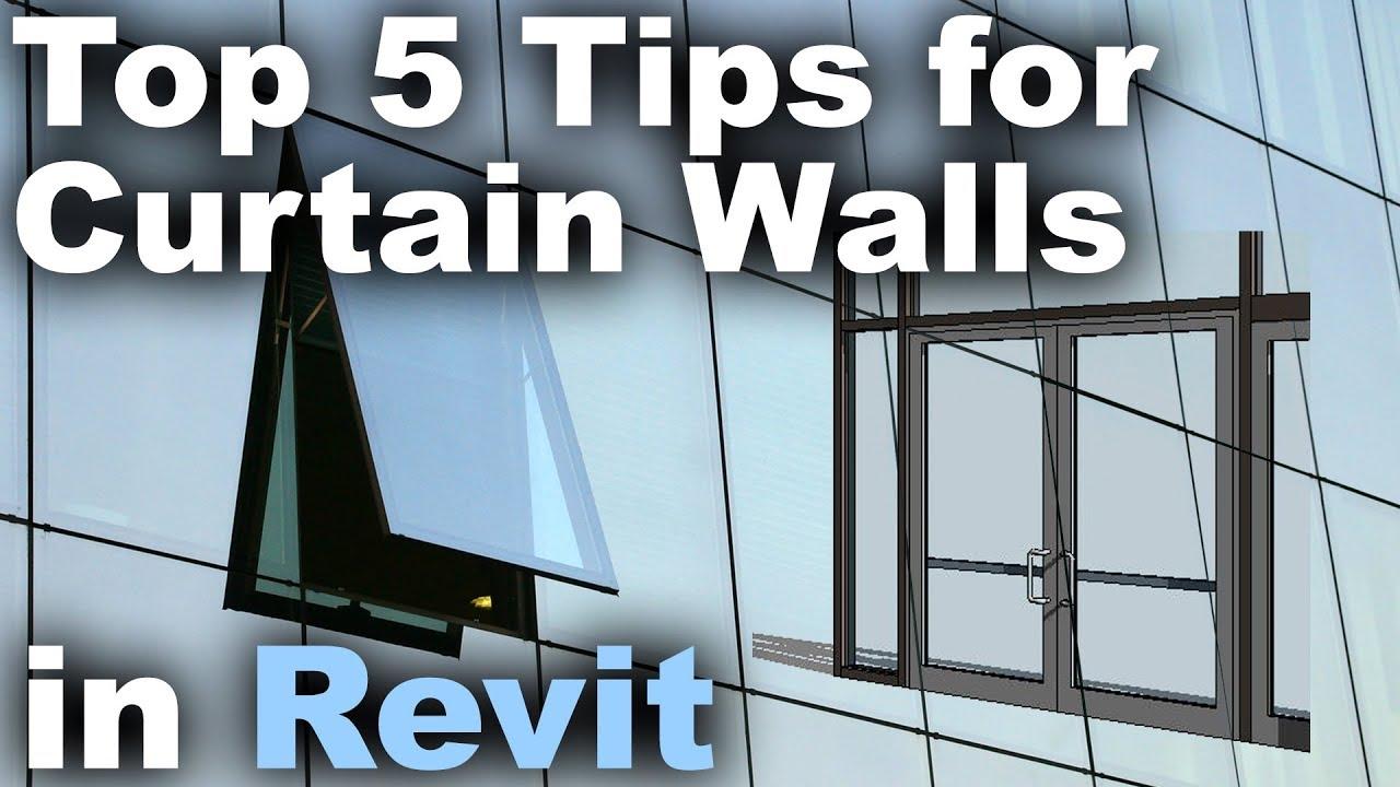 Revit Curtain Wall Tutorial Pdf | Flisol Home