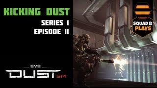 Dust 514 - 011 - Extreme Heavy Machine Gun Ownage... Kinda..