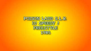 Mc Rockwell Aka Poison Ladd S.L.R. Speedy J 1985 Freestyle.mpg
