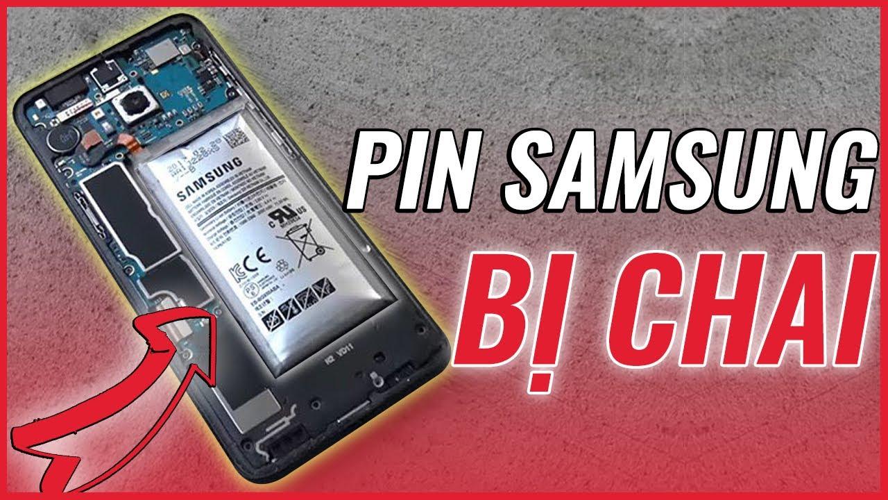 4 cách kiểm tra tình trạng pin trên Smartphone Samsung (độ chai pin) | Điện Thoại Vui