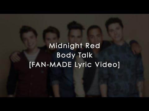 MIDNIGHT RED - BODY TALK (OFFICIAL FAN-MADE LYRIC VIDEO)