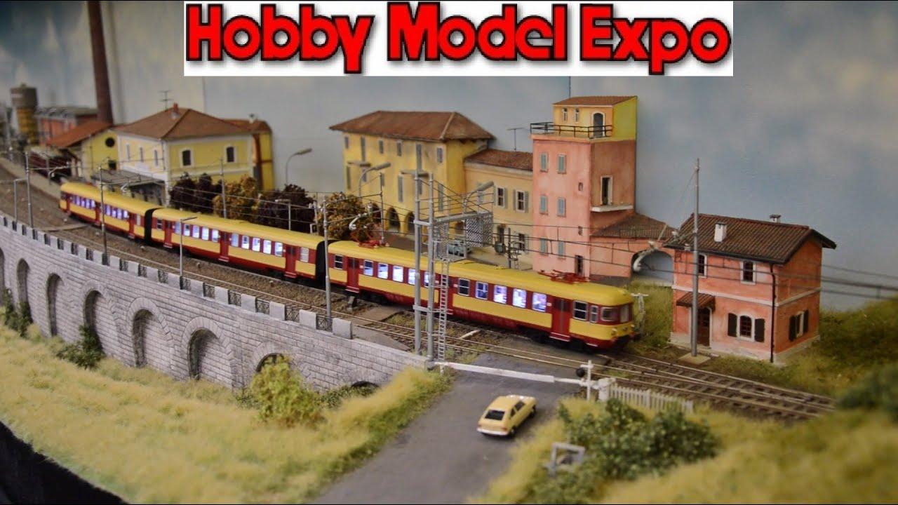 Hobby model expo novegro 2015 youtube for Parco novegro