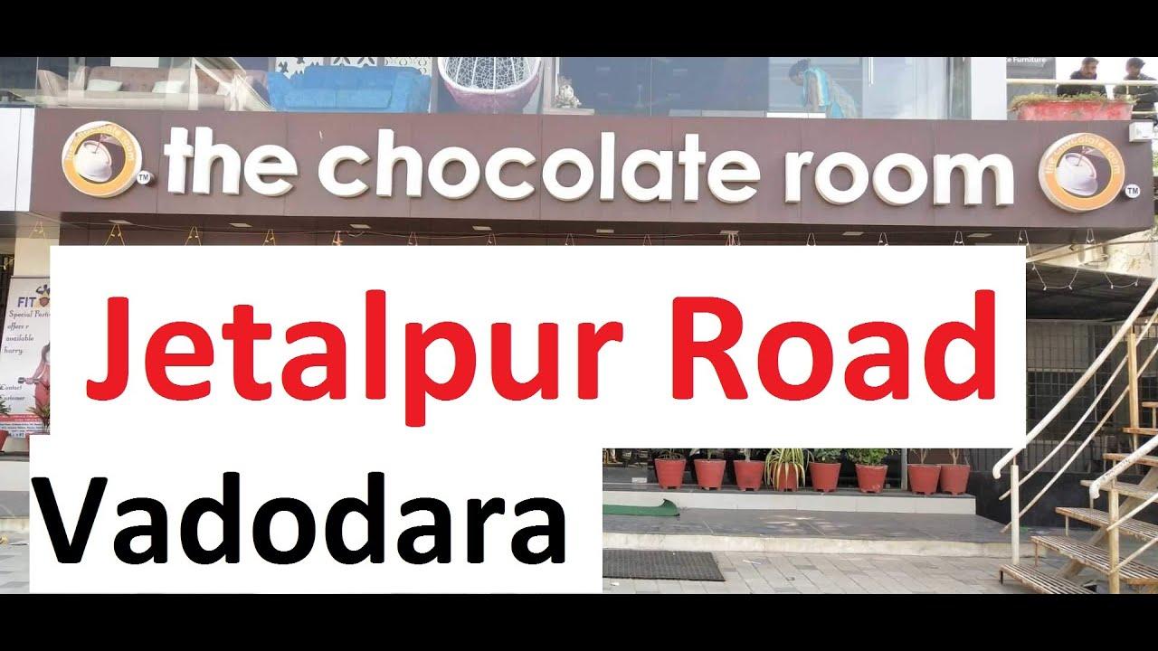 Jetalpur Road | Vadodara | જેતલપુર  રોડ | વડોદરા | Bird Circle | SayajiGunj | Drive | Baroda |