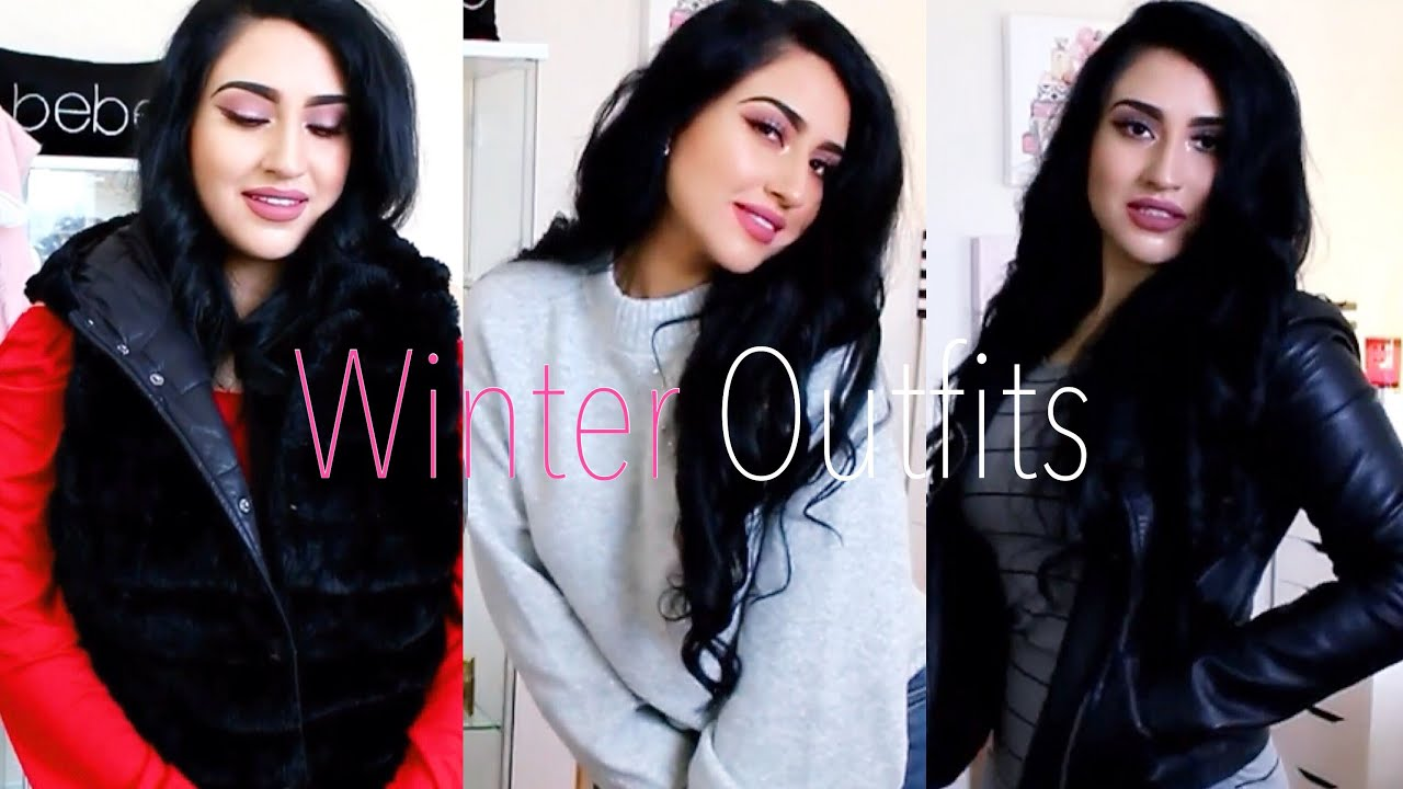 [VIDEO] – WINTER OUTFIT IDEAS