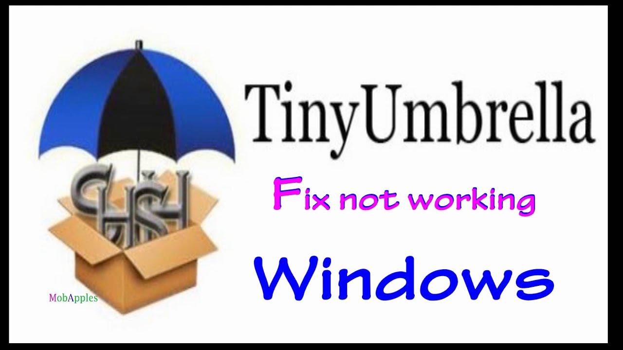 Tinyumbrella windows 8 32 bit | Download TinyUmbrella 8 2