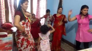 Teej dance