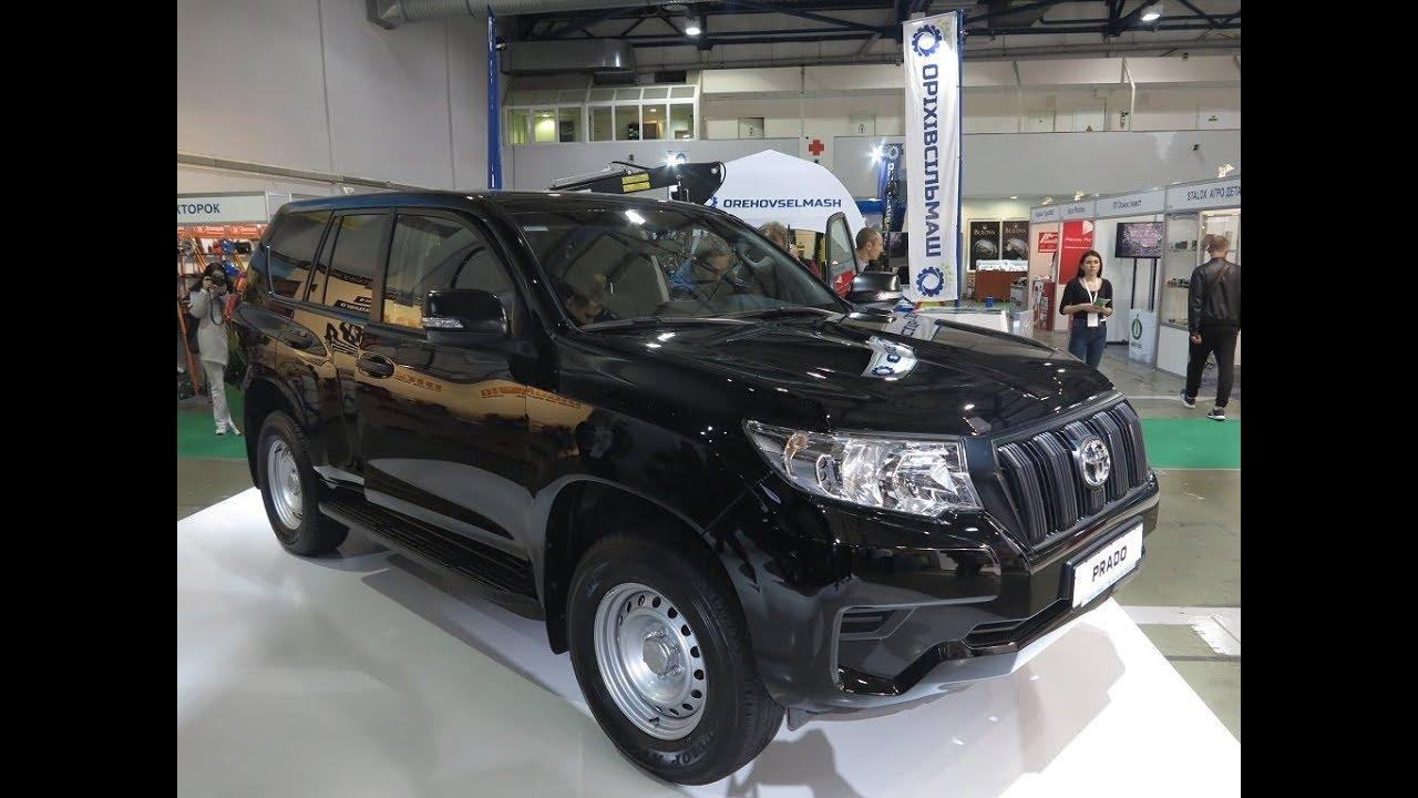 50d04f38e352 Видеообзор нового Toyota Land Cruiser Prado за $30 000 в Украине -  Автоцентр.ua