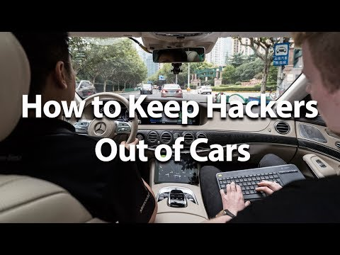 The Cyber Threat: How to Keep Hackers Out of Cars - Autoline This Week 2214
