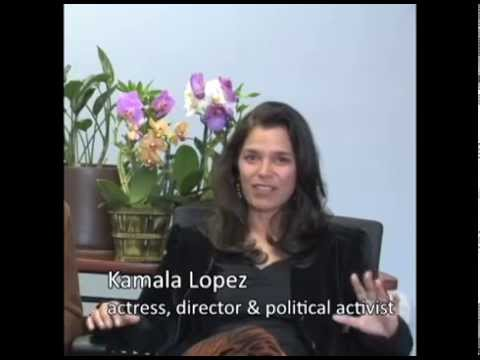 Actress, Activist  Kamala Lopez  Women's History Month