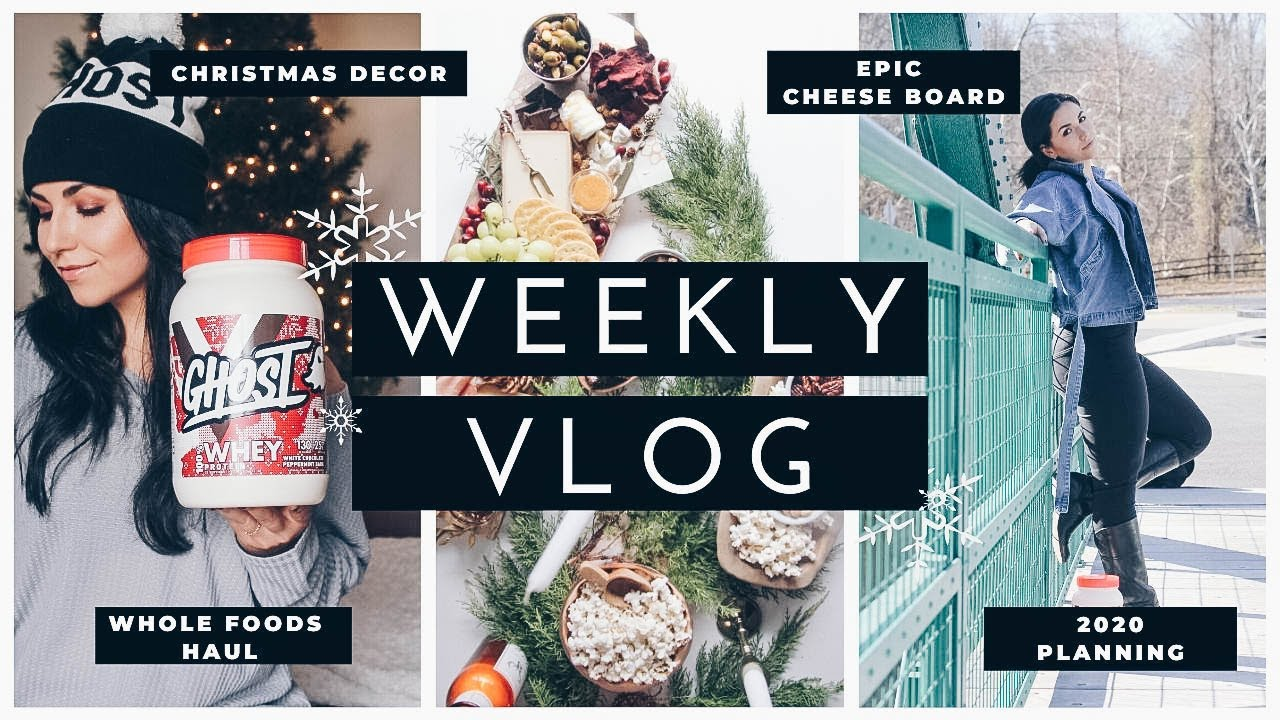 When Does Whole Foods Start Selling Christmas Trees 2020 VLOG: Planning for 2020   Putting Up My Christmas Tree   Whole