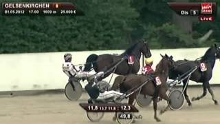 Bild Pokal 2012_Yesterday 1:12,3