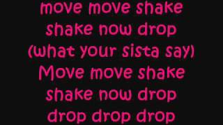 move, shake drop (remix)-dj laz.