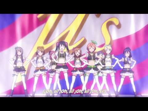 Love Live! School Idol Project [ μ's song] - !NO BRAND GIRLS! (life)