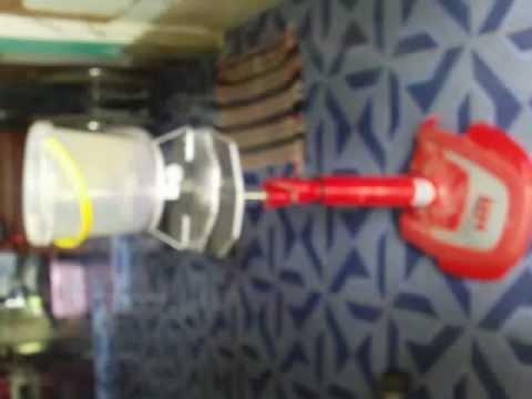 หุ่นยนต์HOW TO BUILD MY ROBOT PINGPONG