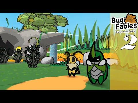Entering SnakeMouth Den - Bug Fables The Everlasting Sapling - Part 2 |