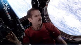 What does space smell like? Astronaut Chris Hadfield answers your questions