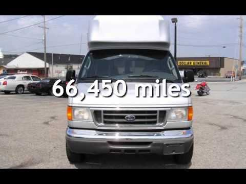 2006 Ford E-Series Van E-350 SD XL Extended WheelChair for sale in Angola, IN