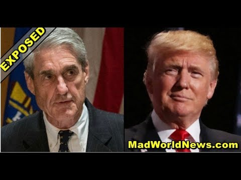 MUELLER'S BUSTED! DOJ & FBI DEEP STATE RATS CAUGHT RED HANDED IN TRUMP'S STING OPERATION!