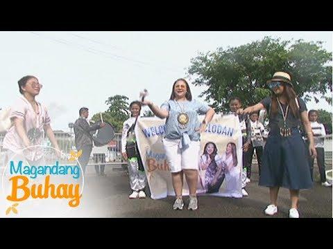 Magandang Buhay: Momshies join the parade in Tacloban