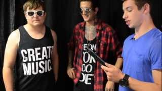 THIS or THAT w/ OF MICE & MEN (Austin Carlile + Aaron Pauley)