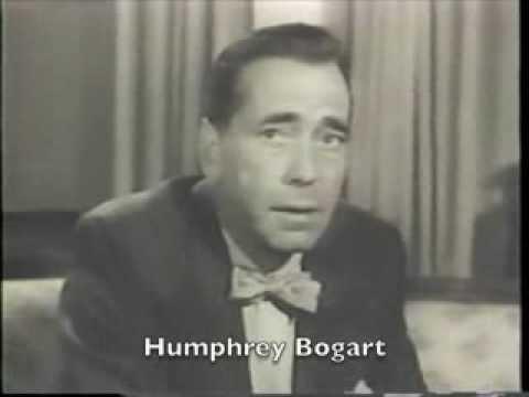 Bogart on Baseball