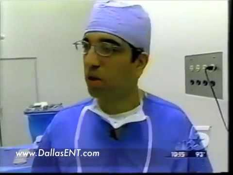 NBC KXAS 5 – Laser Sinus Surgery for Allergies