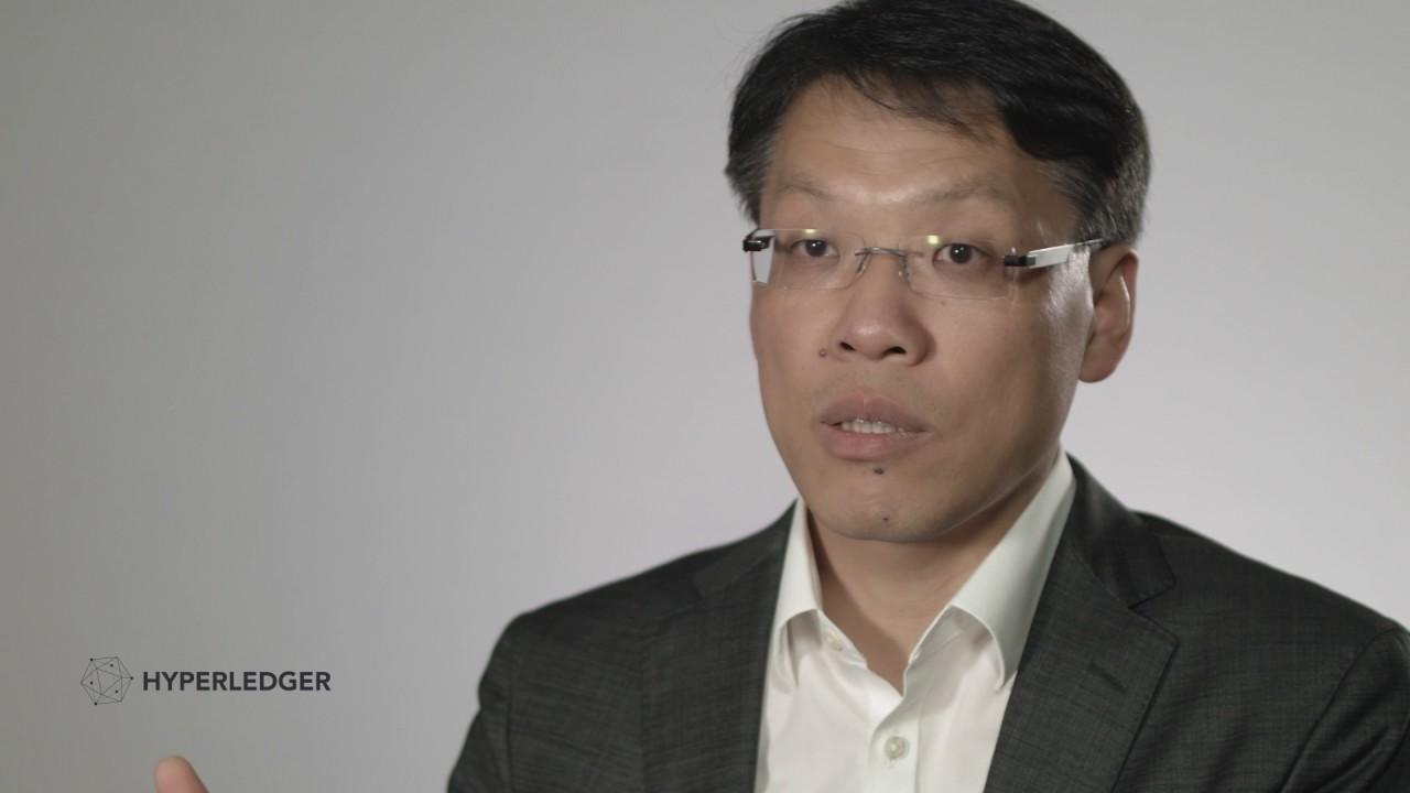 Charles Cai of Wanda Technology Group on Hyperledger