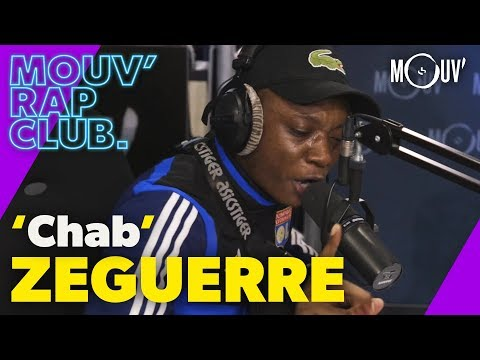 Youtube: ZEGUERRE:«Chab» (Live @ Mouv' Rap Club)