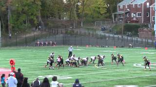 Lamond Riggs vs Forestville Jr midgets 10 25 14