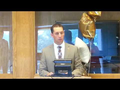 MPP David Orazietti announces $14 million for Sault & Area School Boards