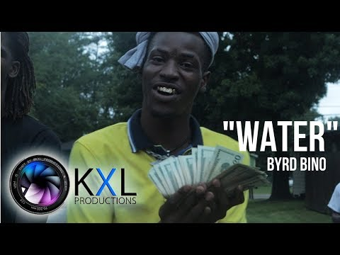Byrd Bino - Water (MUSIC VIDEO)