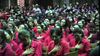 Fiesta de Pentecostes con Padre  Jose Hoyos Iglesia San Antonio de Padua falls church