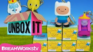 Adventure Time Mystery Minis with Dollastic | UNBOX IT