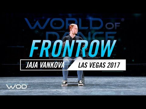 Jaja Vankova | FrontRow | World of Dance Las Vegas 2017| #WODLV17