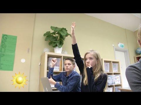 Finland använder svenska skolan som skräckexempel - Nyhetsmorgon (TV4)