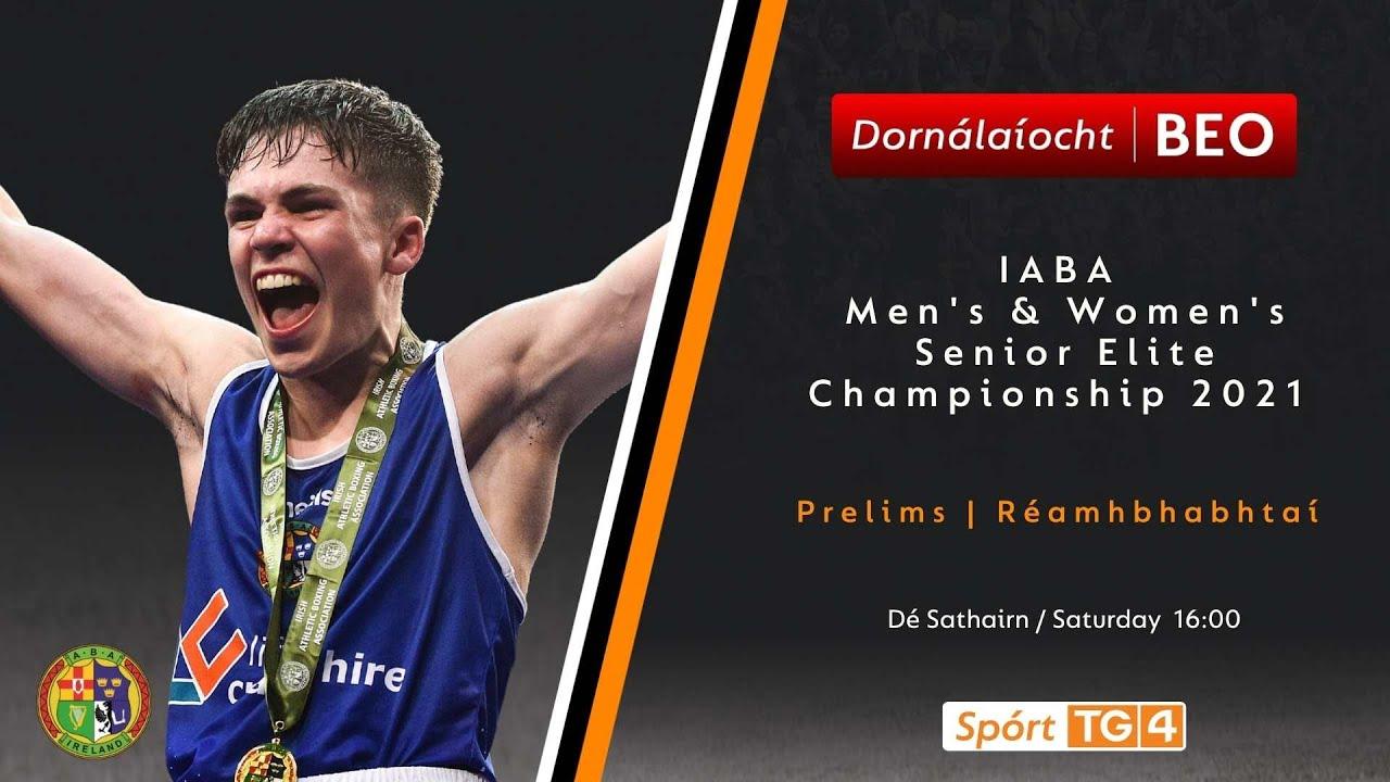 Download Dornálaíocht BEO   IABA Men's & Women's Senior Elite Championship 2021   QF's 18/09 BEO 16:00