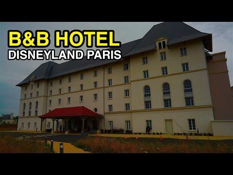 B&B Hotel - Budget Friendly Disney Partner Hotel : Disneyland (Paris, France)