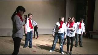 Столбы Экологический КВН.mp4(Видео с сайта www.zapovednik-stolby.ru 13 февраля 2012 года, в Красноярском краевом