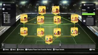 Fifa 15 30k squad builder