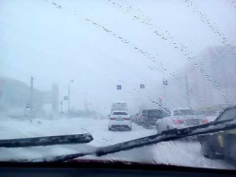 Такая была в Сургуте погода марта