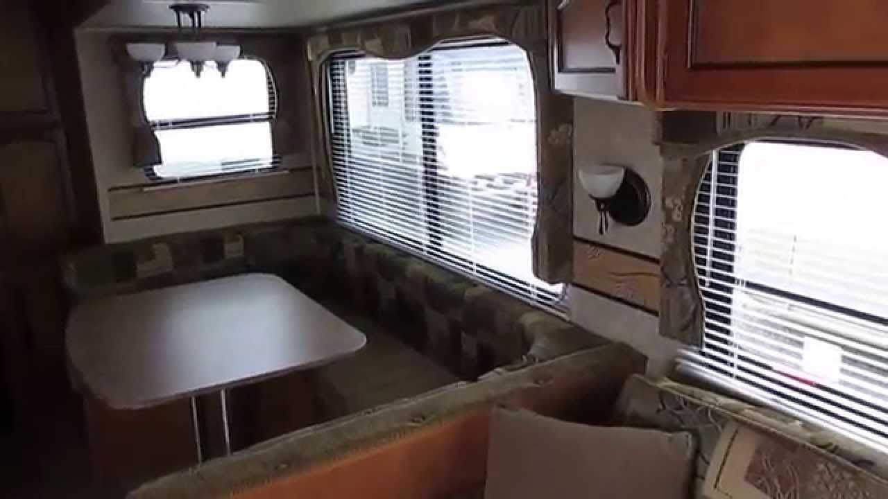 2011 Palomino Puma 30 Fqss By Forest River 2 Bedroom