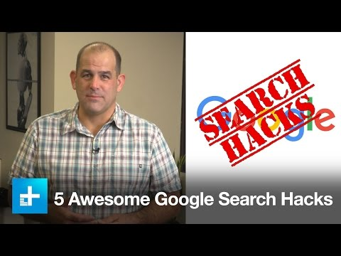 Hack Google Search with 5 tips from Patrick Norton
