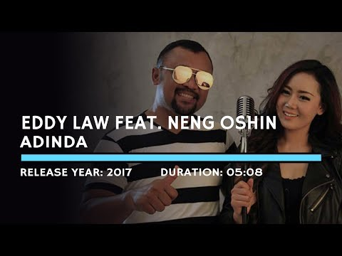 Eddy Law Feat. Neng Oshin - Adinda (Karaoke Version)